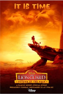 The Lion Guard : Return of the Roar (2015)