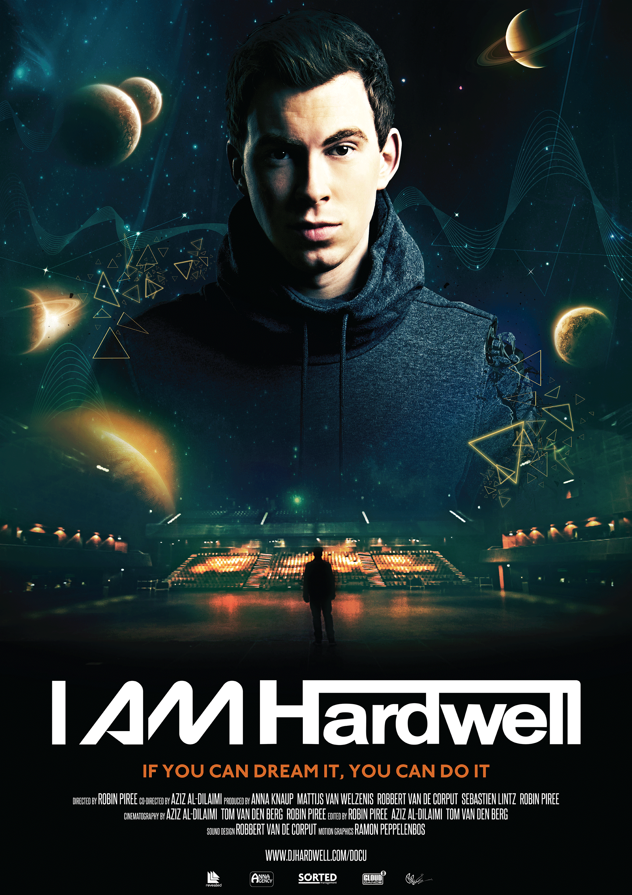 I am Hardwell Documentary (2013)