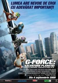 G-Force - Salvatorii planetei (2009) online subtitrat