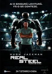Real Steel - Pumni de otel (2011) online subtitrat