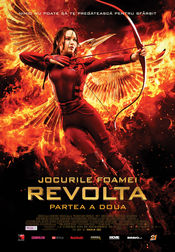 The Hunger Games: Mockingjay - Part 2 - Jocurile foamei: Revolta - Partea a II-a (2015)