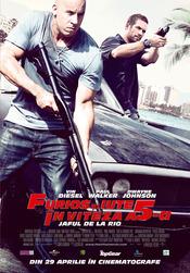 Fast and Furious 5: Fast Five - Furios si iute în viteza a 5-a online subtitrat