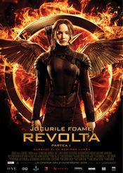 The Hunger Games : Mockingjay - Part 1 - Jocurile foamei : Revolta - Partea I (2014)