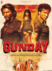 Gunday - Infractorii (2014)