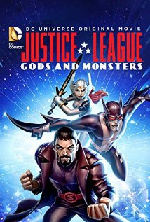 Justice League : Gods and Monsters (2015)
