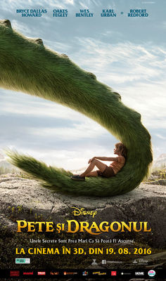 Pete's Dragon - Pete si dragonul 2016