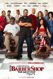 Barbershop : The Next Cut 2016