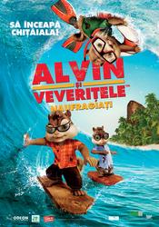 Alvin and the Chipmunks: Chipwrecked - Alvin si veveritele: Naufragiati (2011) online subtitrat